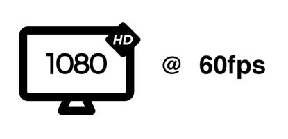 1080p at 60fps