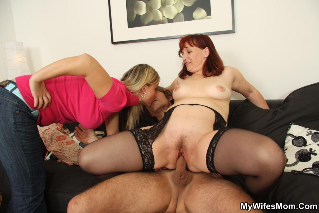 Fuck wife mature