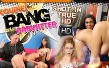 Couples Bang The Babysitter review