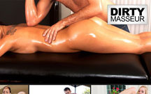 Dirty Masseur review