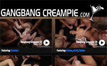 Gangbang Creampie review