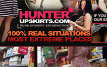 Hunter Upskirts review