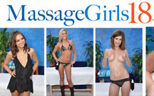 Massage Girls 18 review